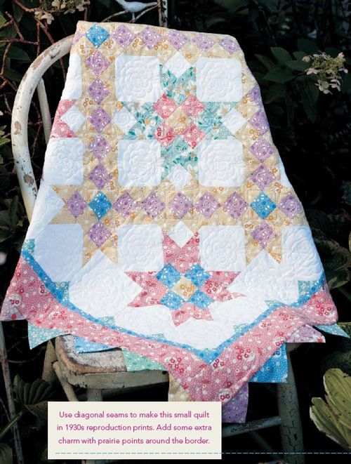 Nellie's Garden Quilt