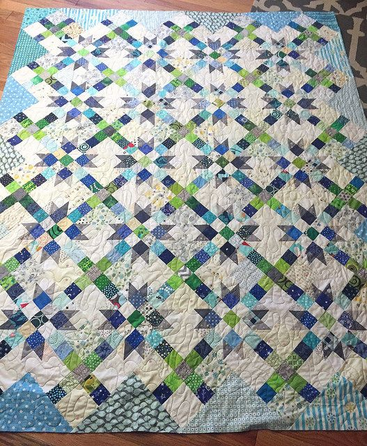 The Carol Quilt Pattern