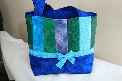 Mill House Inn Tote Bag Pattern