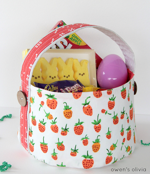 Soft Fabric Basket
