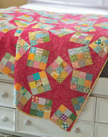 Stars and Nines Quilt