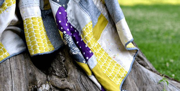Double Gauze Summer Quilt