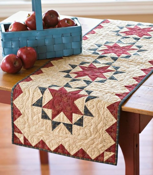 Oh, Glory! Table Topper