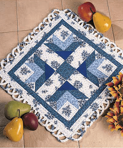 Pride of Italy Table Topper