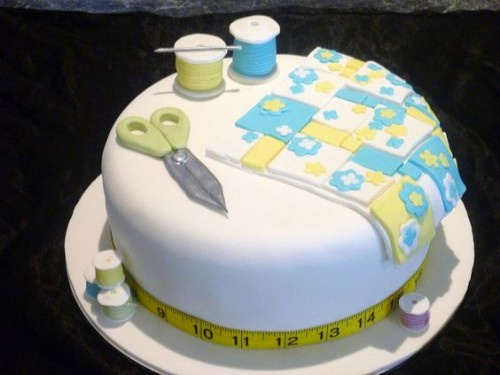 Quilty Cake