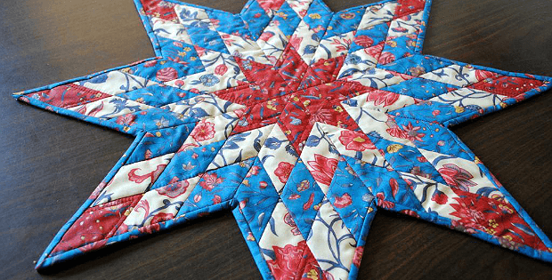 Lone Star Table Topper