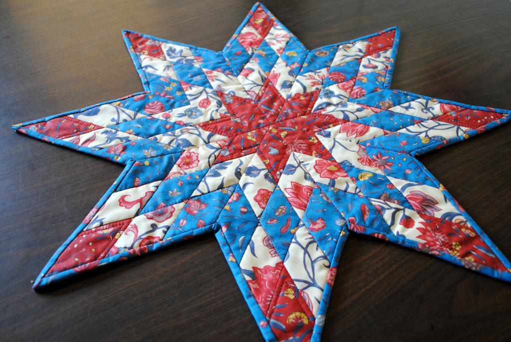 This Table Topper Is Sure To Impress Quilting Digest