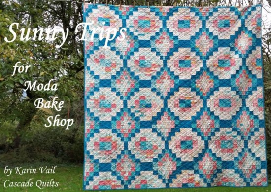 Sunny Trips Quilt