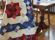 Rings of Freedom Quilt