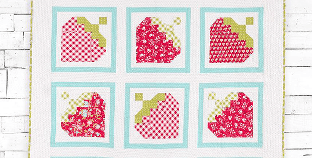 Strawberry Picking Quilt