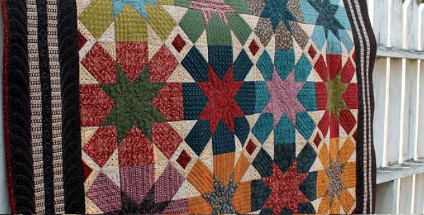 Vintage Farmhouse Quilt