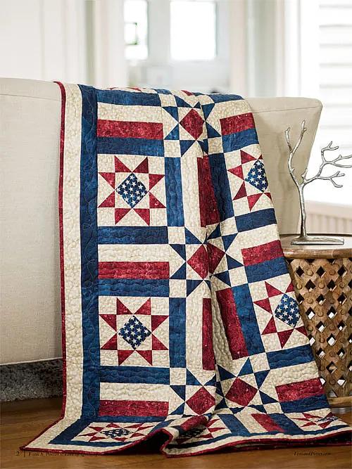 Allegiance Quilt Pattern