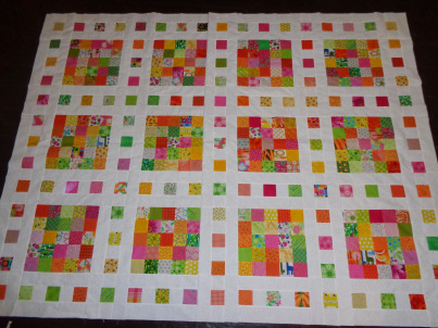 Film at Five Quilt Tutorial