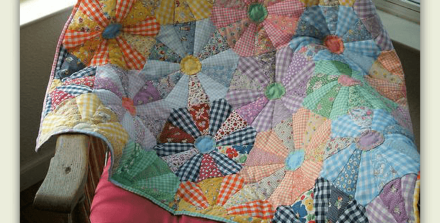 Chuck Wagon Wheel Quilt