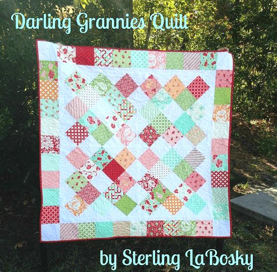 Darling Grannies Quilt