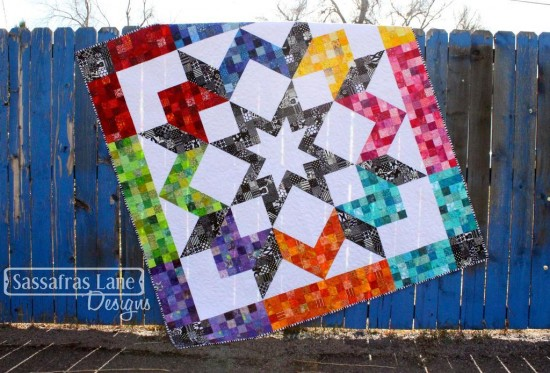 Atlantic Avenue Quilt Pattern