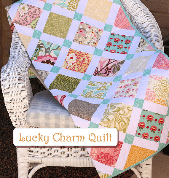 Lucky Charm Quilt