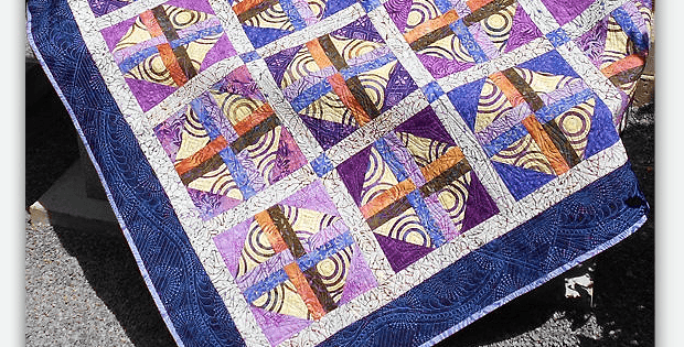 Merlot Quilt Pattern