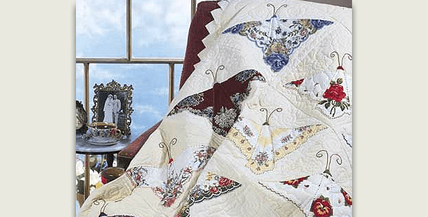 Mother's Handkerchiefs Quilt