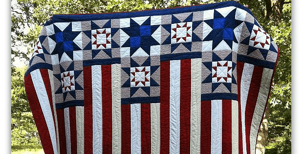 Three Tours Quilt