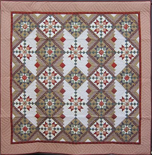 Heritage Quilt Pattern