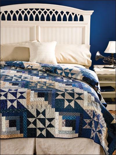 Got the Blues Quilt Pattern