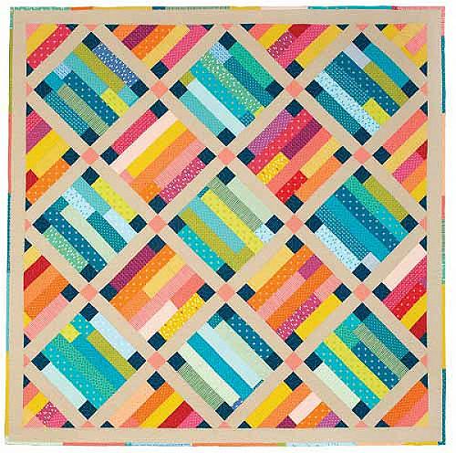 Belle Prairie Quilt Pattern