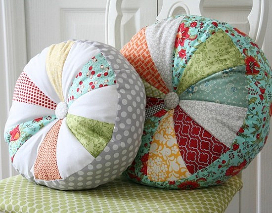 Sprocket Pillows Tutorial