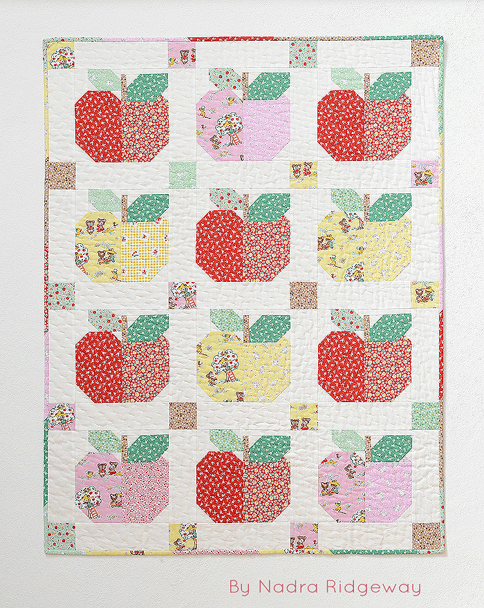Sweet Apples Quilt