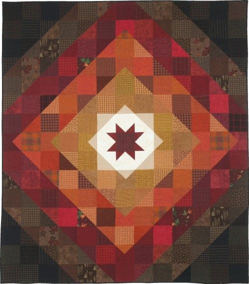 Comfy Cabin Quilt Pattern