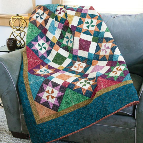 Carnival Quilt