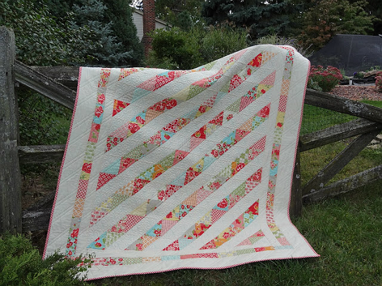 Charmalade Quilt Pattern