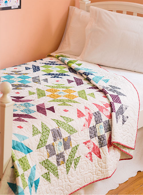 Old & New Quilt