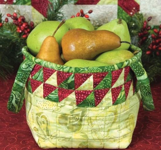 Pear Basket