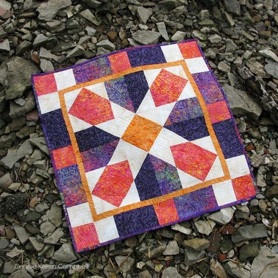 Seaside Mini Quilt
