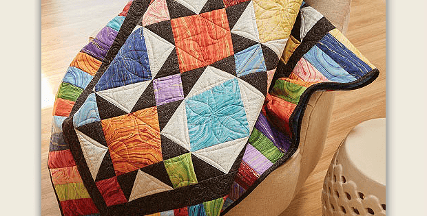 Artisan Star II Quilt Pattern