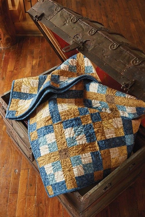 Comfy Cozy Quilt Pattern