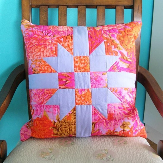Quilting Ideas For Pillows : Make Up Gift Wrap Pillows in Six Sizes - Quilting Digest