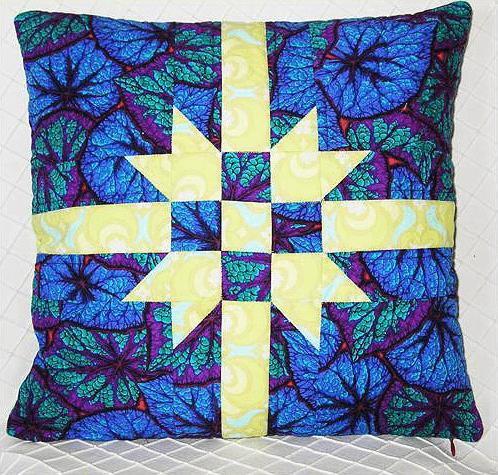 Gift Wrap Pillow Pattern