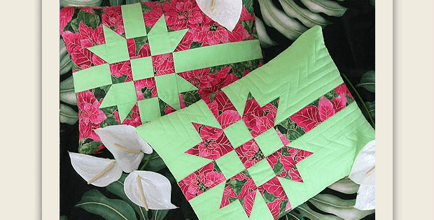 Make Up Gift Wrap Pillows in Six Sizes - Quilting Digest : wrap it up quilt pattern - Adamdwight.com