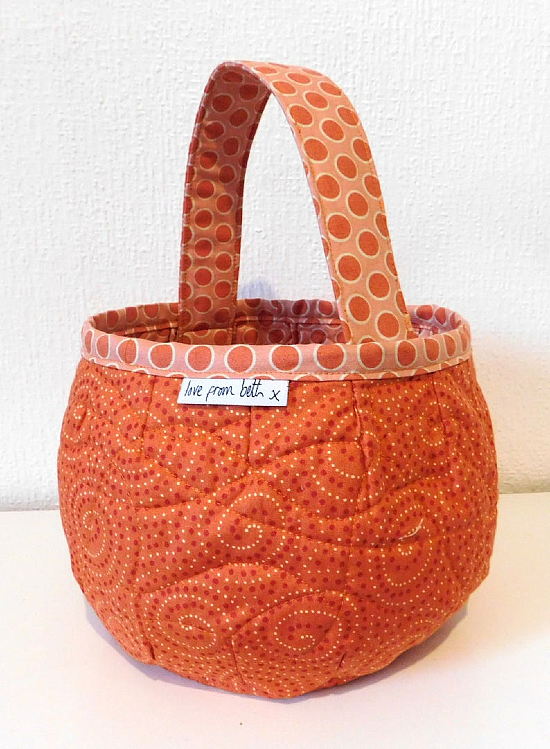 Pumpkin Bags Pattern