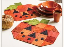 Pumpkin Patch Place Mats