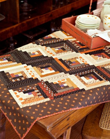 Harvest Table Quilt Pattern