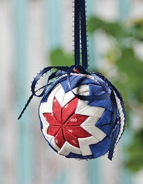 Heirloom No Sew Ornament