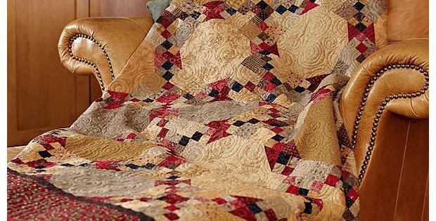 Apple Crisp Quilt Pattern
