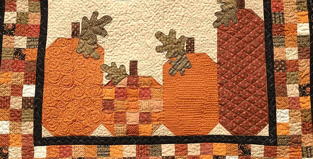 Autumn Harvest Quilt