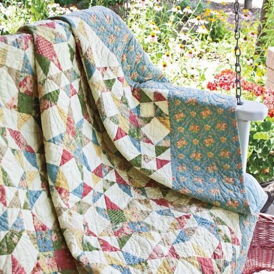 Summer Memory Quilt Pattern