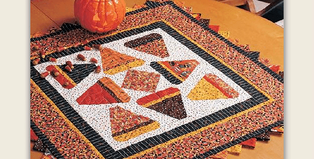 Candy Corn Table Topper