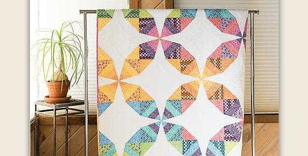 Cartwheels Quilt Pattern