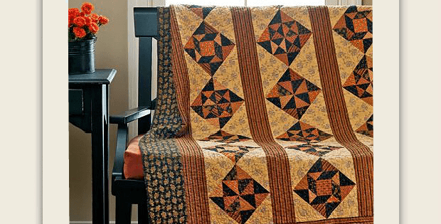 Harvest Rows Quilt